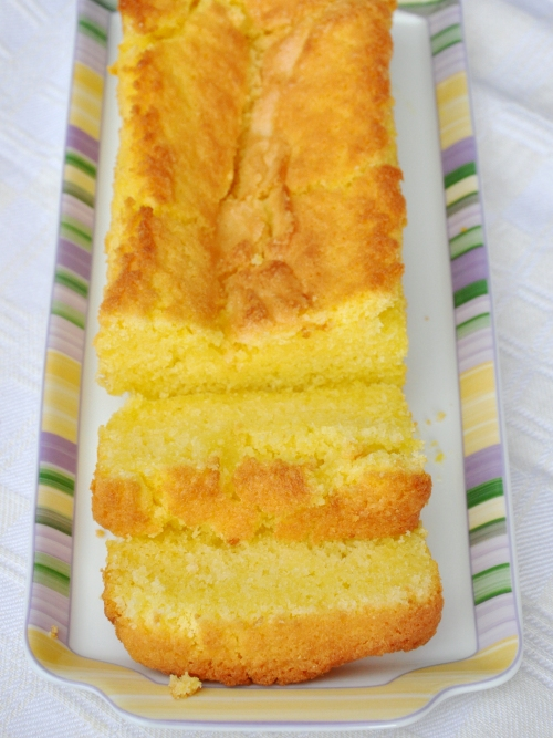 Torta Madeira senza glutine