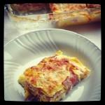 Lasagne bianche senza glutine