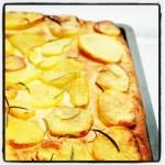 Pizza soffice senza glutine alle patate