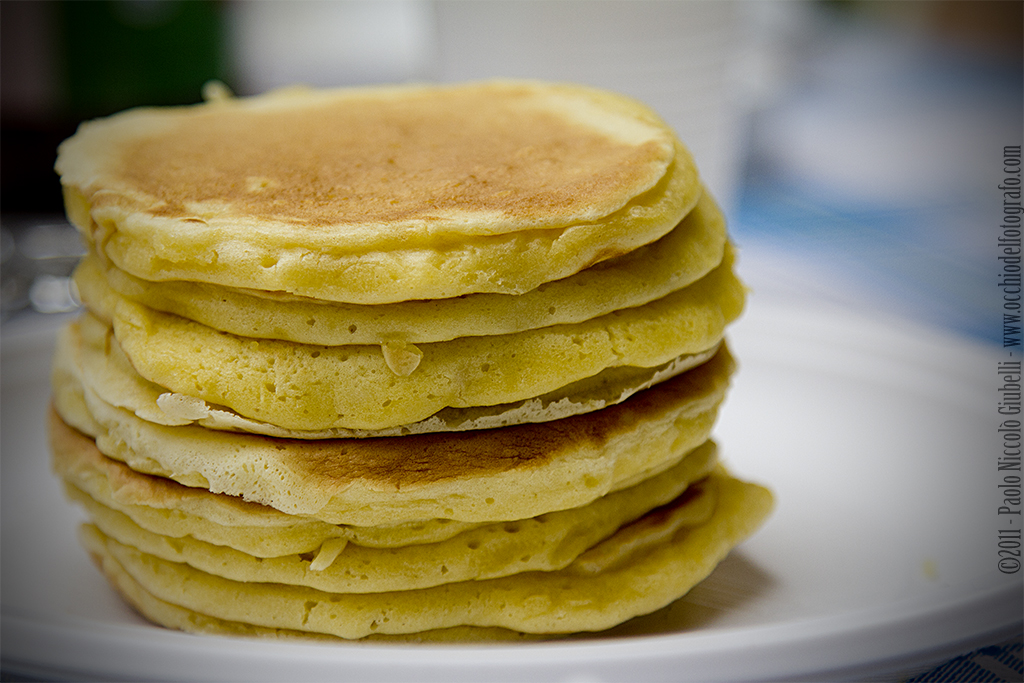 American Pancakesenza glutine