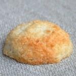 Biscotti al cocco senza glutine e senza lattosio