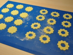 Biscotti di pasta frolla senza glutine