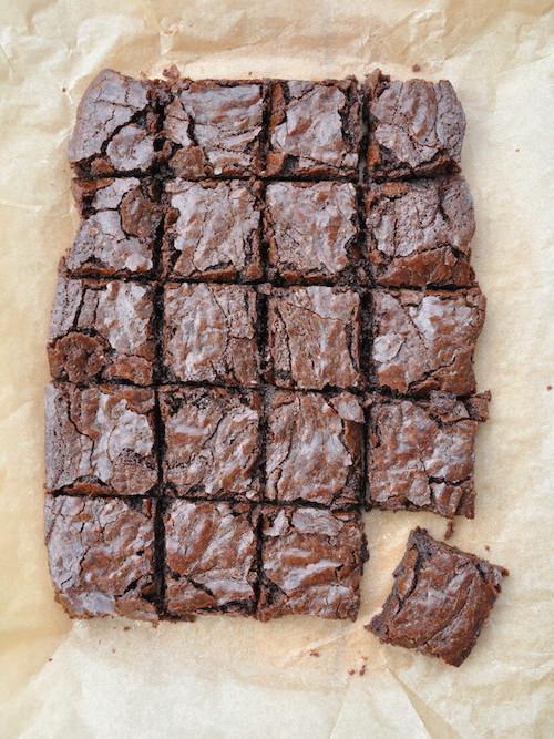 Brownies senza glutine buonissimi