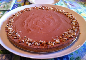 cheesecake-nocciola-nutella