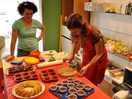 Corso di dolci senza glutine a Ferrara, il racconto