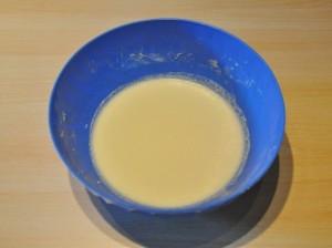 Impasto crepes dolci senza glutine