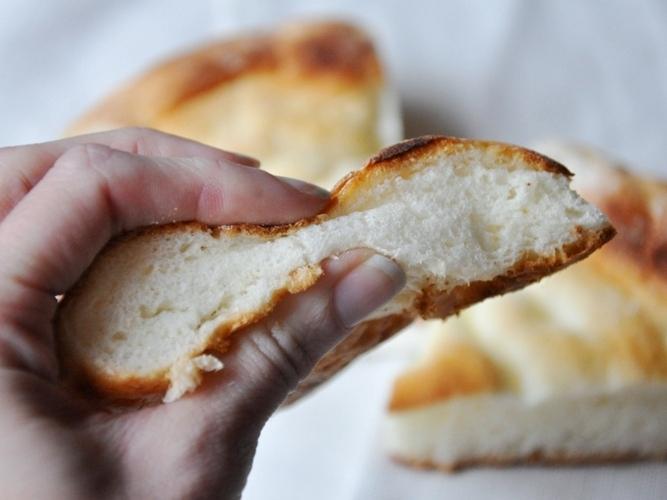 Focaccia senza glutine in padella