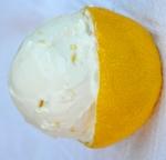 Gelato cremoso al limone senza glutine e senza lattosio
