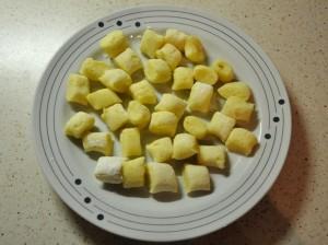 preparazione gnocchi senza glutine