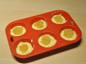 Preparazione muffins senza glutine