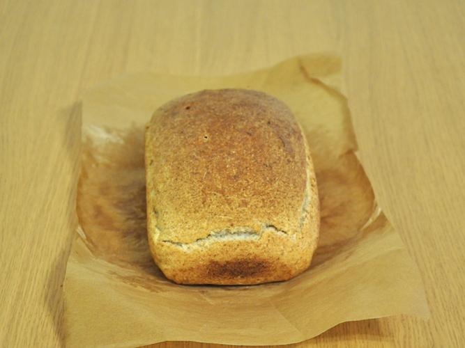 Pagnotta senza glutine al grano saraceno