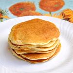 Pancake soffici senza glutine
