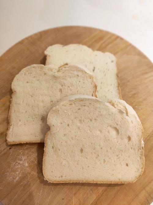 Pane al latte senza glutine