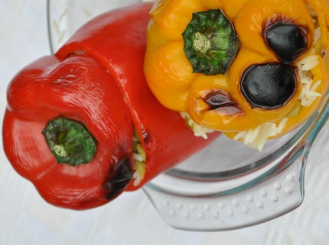 Peperoni ripieni senza glutine
