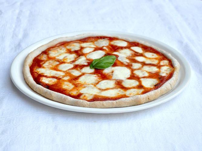 Pizza bianca al rosmarino senza glutine