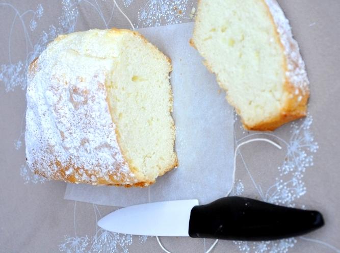 Plum cake senza glutine per la colazione