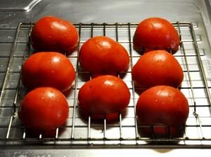 scolare pomodori