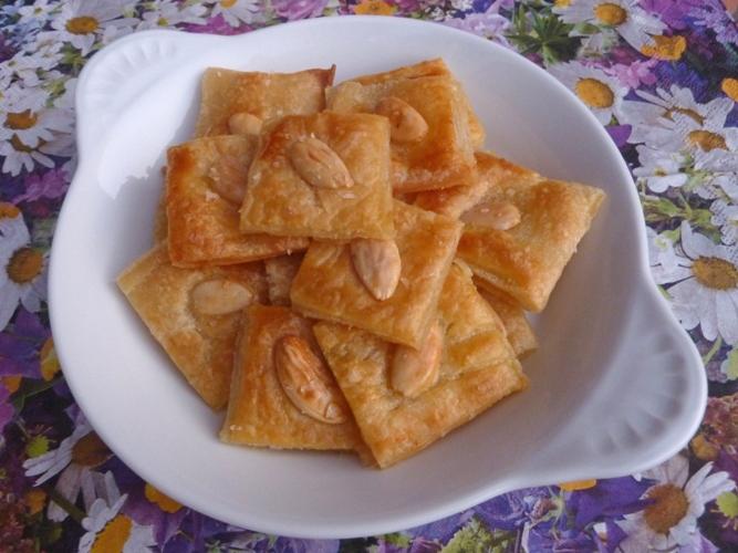 Salatini alle mandorle senza glutine