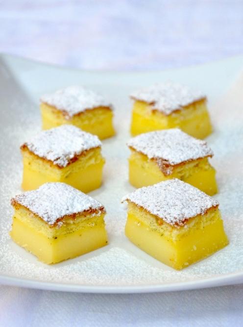 Torta magica senza glutine
