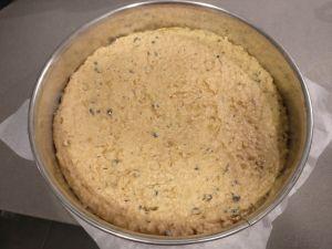 torta-senza-glutine-pangrattato-amaretti-cioccolato-cottura